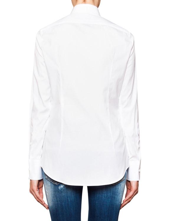женская рубашка DSQUARED, сезон: лето 2016. Купить за 9400 руб. | Фото 2