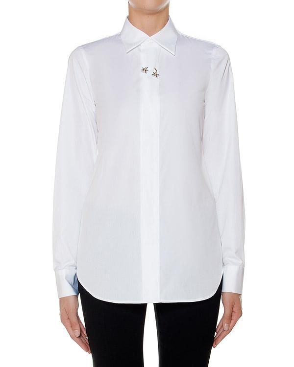 женская рубашка DSQUARED, сезон: зима 2016/17. Купить за 11000 руб. | Фото 1