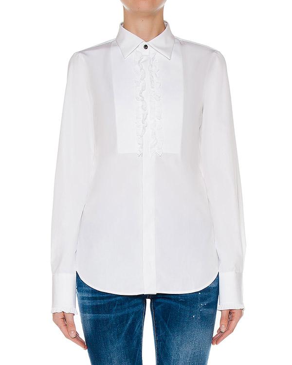 женская рубашка DSQUARED2, сезон: лето 2017. Купить за 15900 руб. | Фото $i