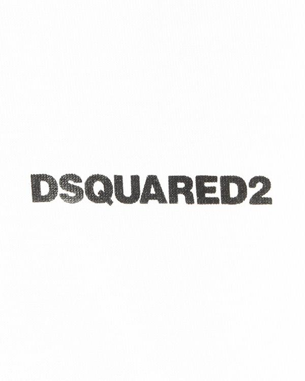 женская футболка DSQUARED, сезон: лето 2015. Купить за 5500 руб. | Фото 4