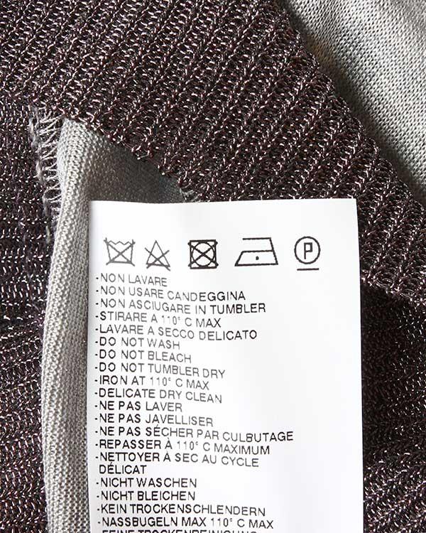 женская футболка DSQUARED, сезон: лето 2015. Купить за 16500 руб. | Фото 5