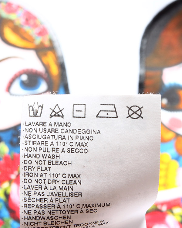 женская футболка DSQUARED, сезон: зима 2015/16. Купить за 6500 руб. | Фото 5