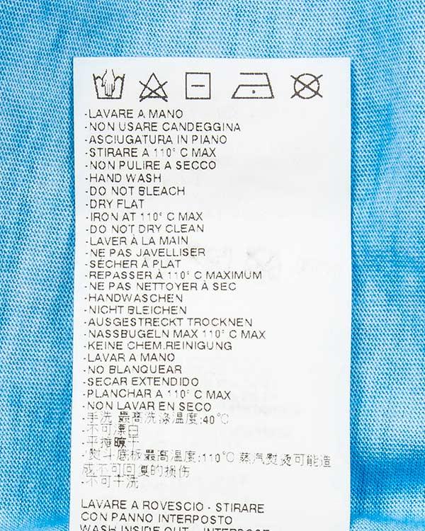 женская футболка DSQUARED, сезон: лето 2016. Купить за 7300 руб. | Фото 5