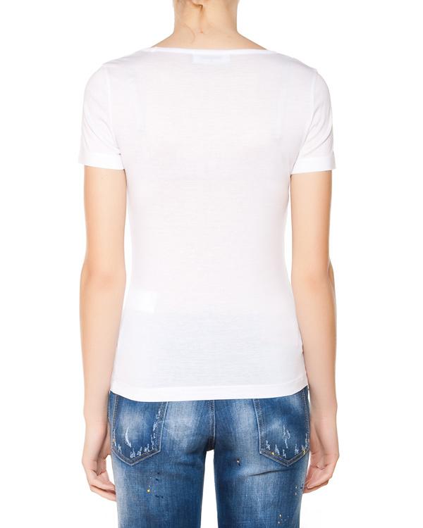 женская футболка DSQUARED, сезон: лето 2015. Купить за 5500 руб. | Фото 2