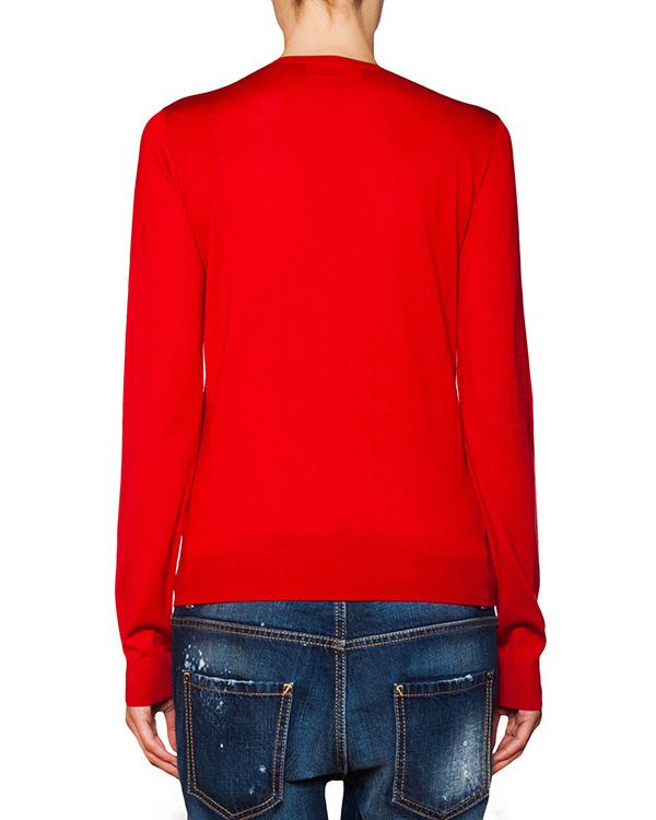 женская пуловер DSQUARED, сезон: зима 2015/16. Купить за 11900 руб. | Фото 2