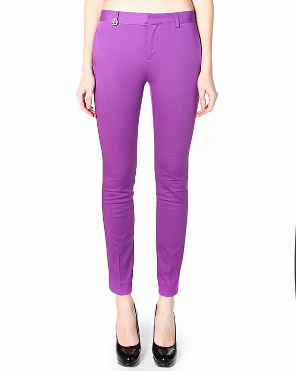 женская брюки DSQUARED, сезон: лето 2015. Купить за 13200 руб. | Фото 1