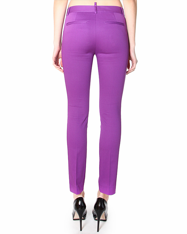 женская брюки DSQUARED, сезон: лето 2015. Купить за 13200 руб. | Фото 2