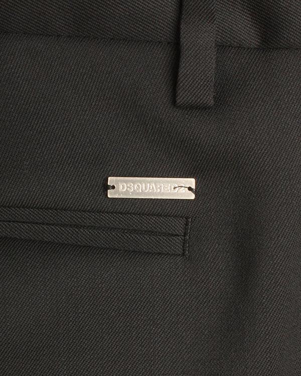 женская брюки DSQUARED, сезон: зима 2015/16. Купить за 16400 руб. | Фото 4