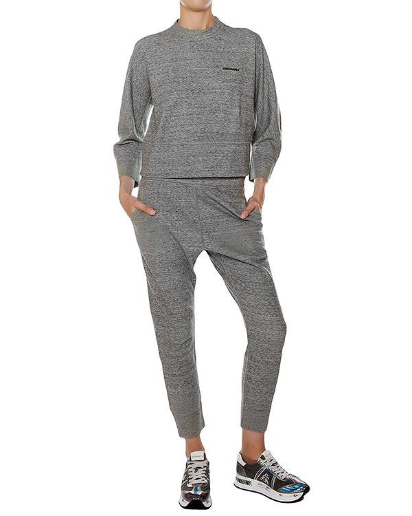 женская брюки DSQUARED, сезон: зима 2016/17. Купить за 19800 руб. | Фото 3