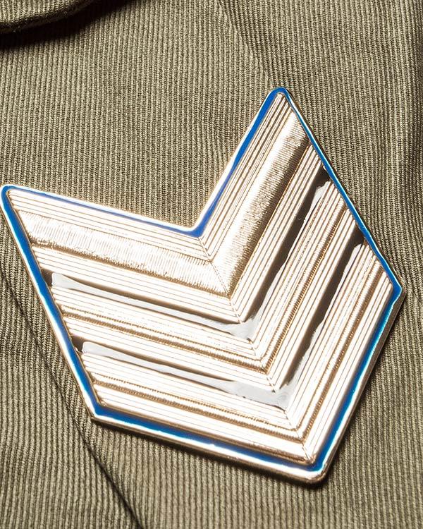 женская брюки DSQUARED, сезон: зима 2016/17. Купить за 48400 руб. | Фото 4