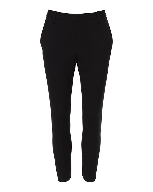 брюки дудочки из костюмной шерсти  артикул S75KA0777 марки DSQUARED2 купить за 37600 руб.