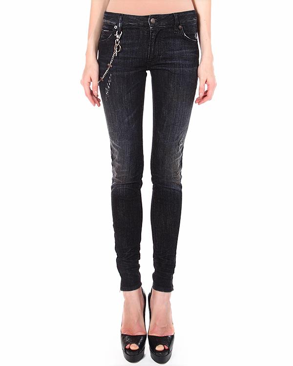 женская джинсы DSQUARED, сезон: зима 2014/15. Купить за 17200 руб. | Фото 1