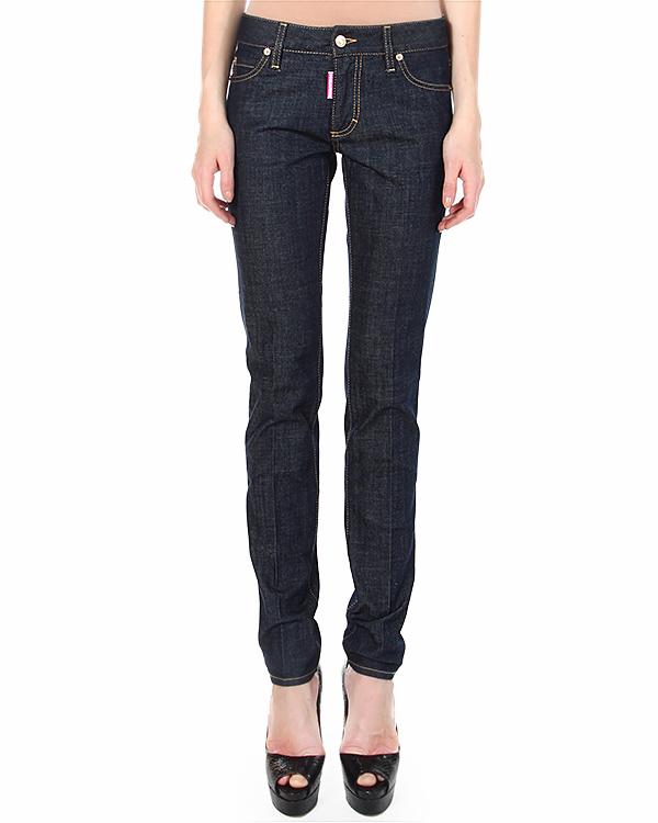 женская джинсы DSQUARED, сезон: зима 2014/15. Купить за 13900 руб. | Фото 1