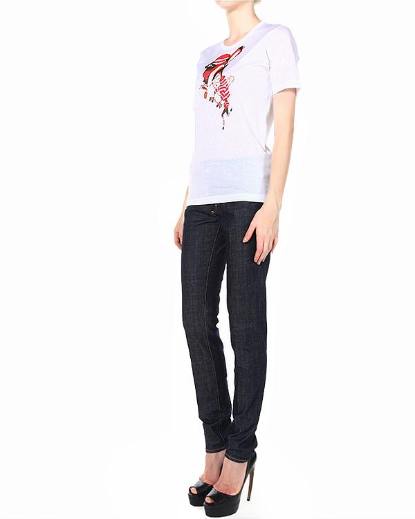женская джинсы DSQUARED, сезон: зима 2014/15. Купить за 13900 руб. | Фото 3
