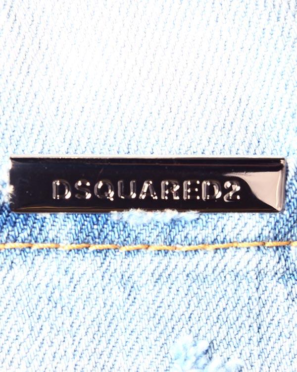 женская джинсы DSQUARED, сезон: лето 2015. Купить за 15400 руб. | Фото 4