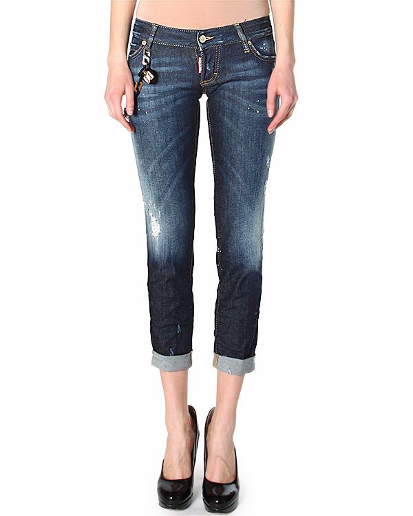женская джинсы DSQUARED, сезон: лето 2015. Купить за 19800 руб. | Фото 1
