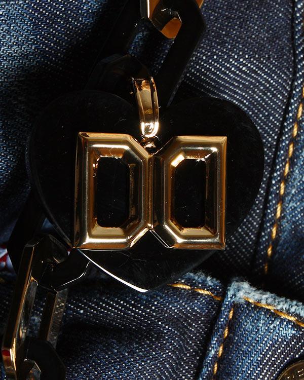 женская джинсы DSQUARED, сезон: лето 2015. Купить за 19800 руб. | Фото 4
