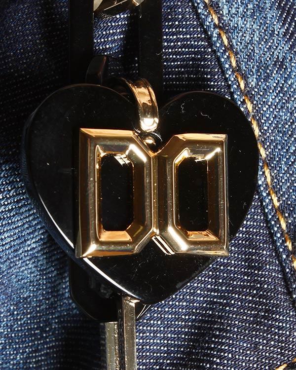 женская джинсы DSQUARED, сезон: лето 2015. Купить за 20900 руб. | Фото 4