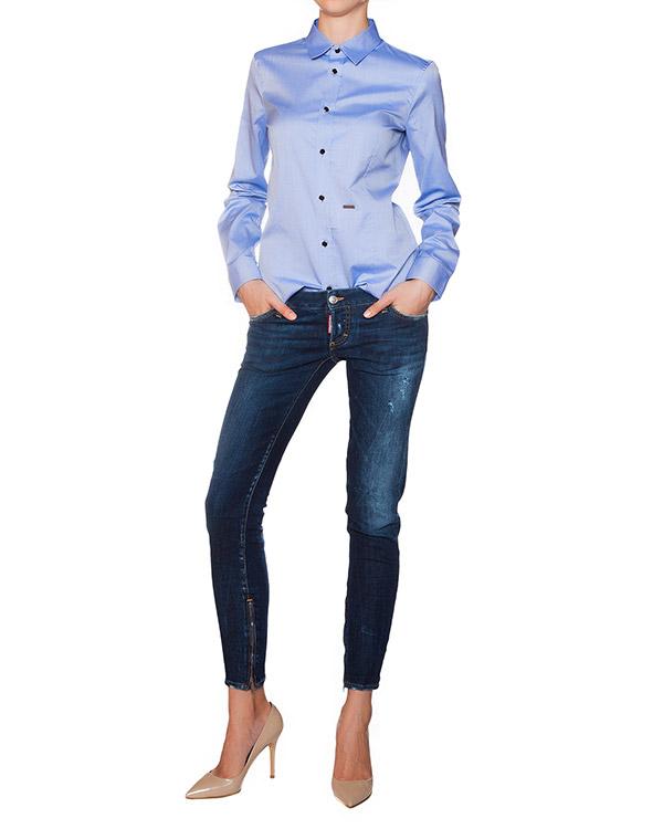 женская джинсы DSQUARED, сезон: зима 2015/16. Купить за 14000 руб.   Фото $i