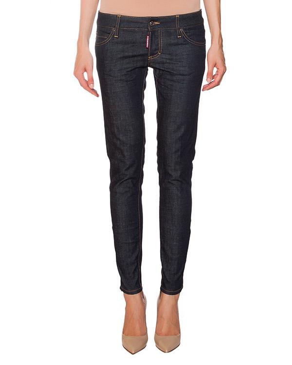 женская джинсы DSQUARED, сезон: зима 2015/16. Купить за 10600 руб. | Фото $i