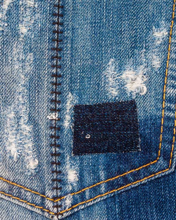 женская джинсы DSQUARED, сезон: лето 2016. Купить за 30600 руб. | Фото 4