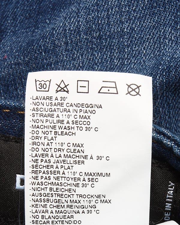 женская джинсы DSQUARED, сезон: лето 2016. Купить за 22800 руб. | Фото 5