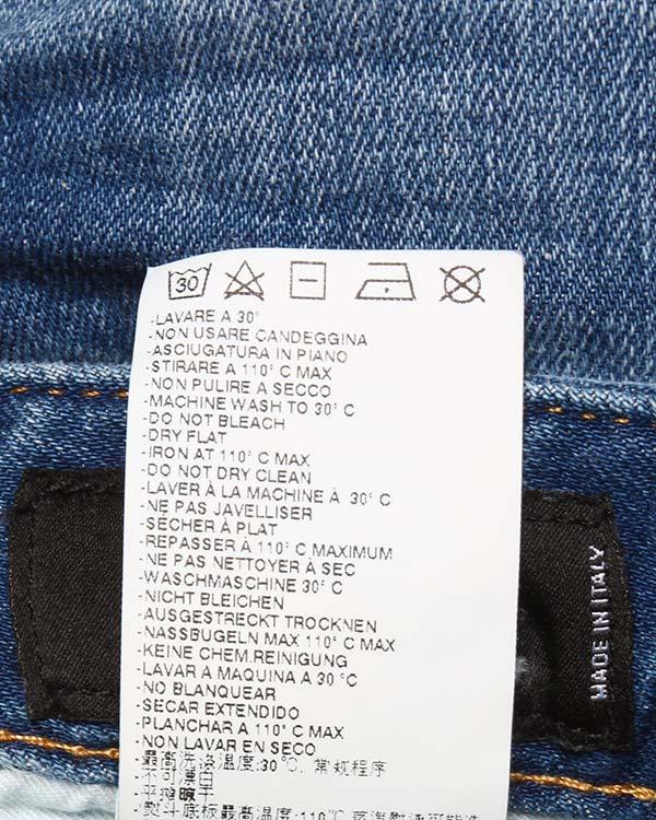 женская джинсы DSQUARED, сезон: лето 2016. Купить за 21300 руб. | Фото 5