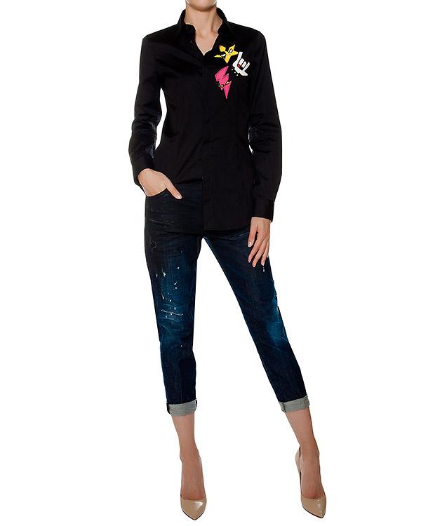 женская джинсы DSQUARED, сезон: зима 2016/17. Купить за 27000 руб. | Фото 3