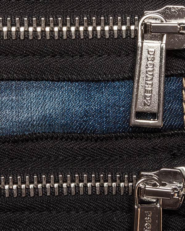 женская джинсы DSQUARED, сезон: зима 2016/17. Купить за 57000 руб. | Фото 4