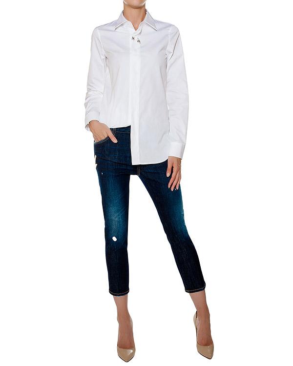женская джинсы DSQUARED, сезон: зима 2016/17. Купить за 24600 руб. | Фото 3