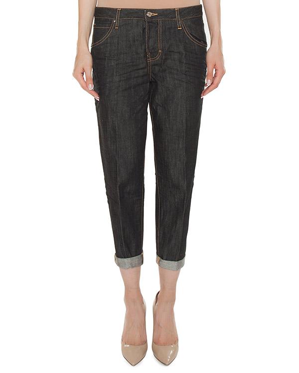 джинсы Boyfriend с заниженной шаговой линией артикул S75LA0907 марки DSQUARED2 купить за 20900 руб.
