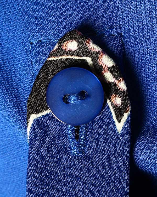 женская блуза DIANE von FURSTENBERG, сезон: зима 2014/15. Купить за 10300 руб. | Фото 4