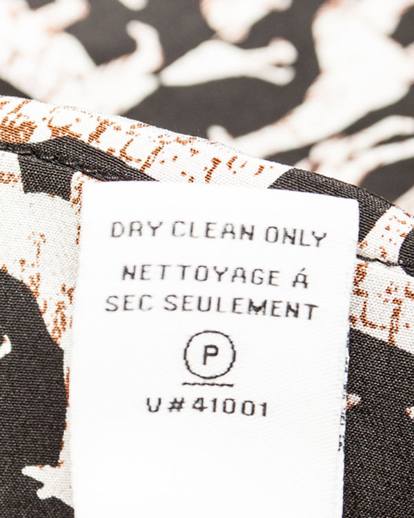 женская брюки DIANE von FURSTENBERG, сезон: лето 2014. Купить за 8900 руб. | Фото 5