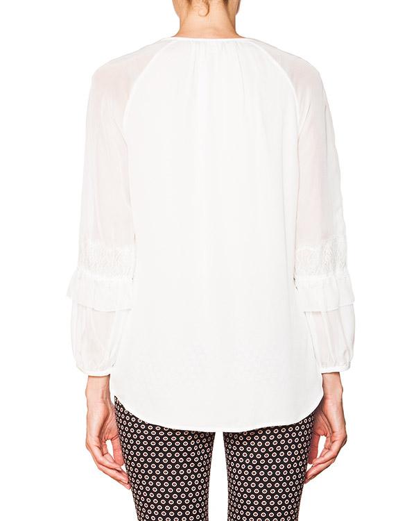 женская блуза DIANE von FURSTENBERG, сезон: зима 2015/16. Купить за 13400 руб. | Фото 2