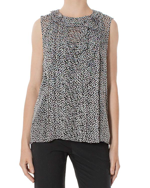 женская блуза DIANE von FURSTENBERG, сезон: зима 2012/13. Купить за 7700 руб. | Фото 1