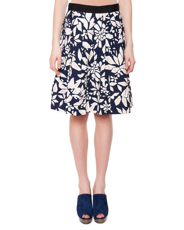 женская юбка DIANE von FURSTENBERG, сезон: лето 2015. Купить за 9900 руб. | Фото 1