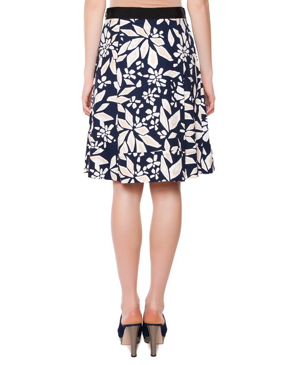 женская юбка DIANE von FURSTENBERG, сезон: лето 2015. Купить за 9900 руб. | Фото 2
