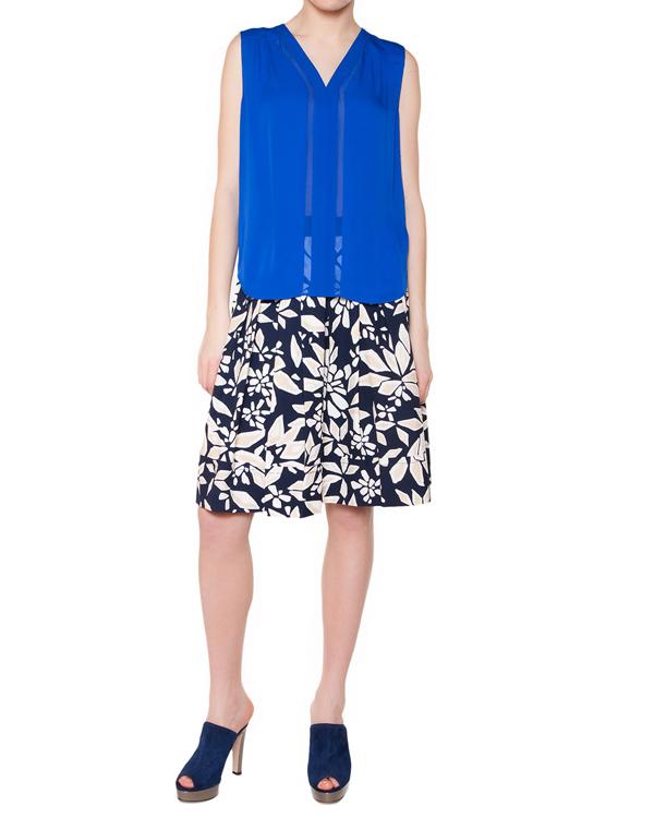 женская юбка DIANE von FURSTENBERG, сезон: лето 2015. Купить за 9900 руб. | Фото 3