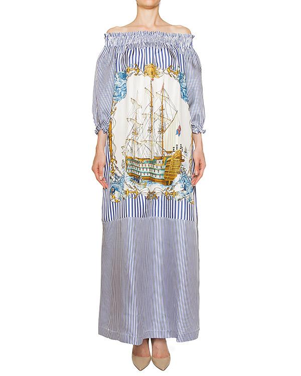 платье  артикул SAIL721290 марки P.A.R.O.S.H. купить за 49400 руб.