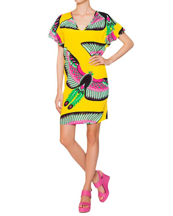 женская платье P.A.R.O.S.H., сезон: лето 2015. Купить за 12600 руб.   Фото 2