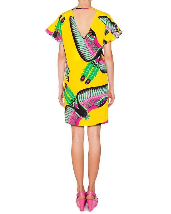 женская платье P.A.R.O.S.H., сезон: лето 2015. Купить за 12600 руб.   Фото 3