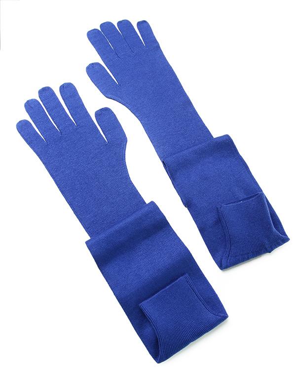 женская перчатки P.A.R.O.S.H., сезон: зима 2014/15. Купить за 4900 руб. | Фото 1