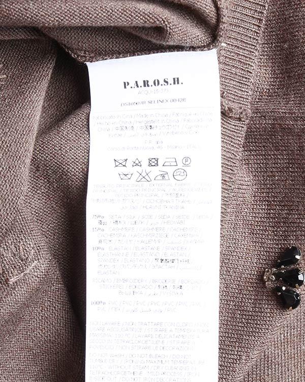 женская джемпер P.A.R.O.S.H., сезон: зима 2015/16. Купить за 10800 руб. | Фото 5