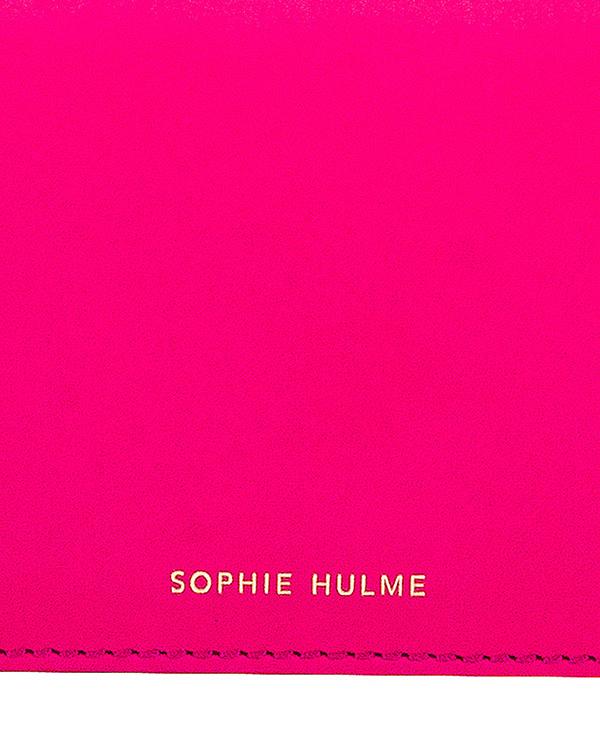 аксессуары кошелек Sophie Hulme, сезон: лето 2016. Купить за 12400 руб. | Фото $i