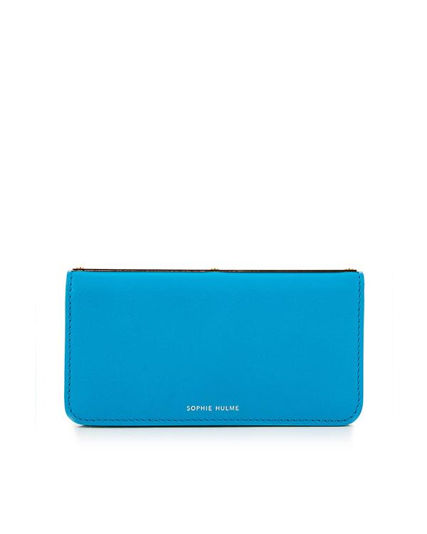 кошелек из натуральной гладкой кожи артикул SG134LE марки Sophie Hulme купить за 12400 руб.