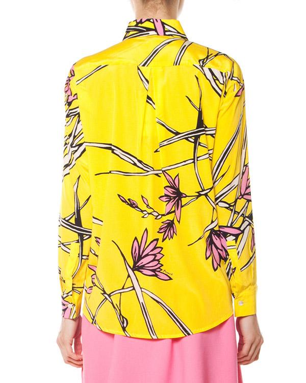 женская рубашка P.A.R.O.S.H., сезон: лето 2015. Купить за 14500 руб. | Фото 2