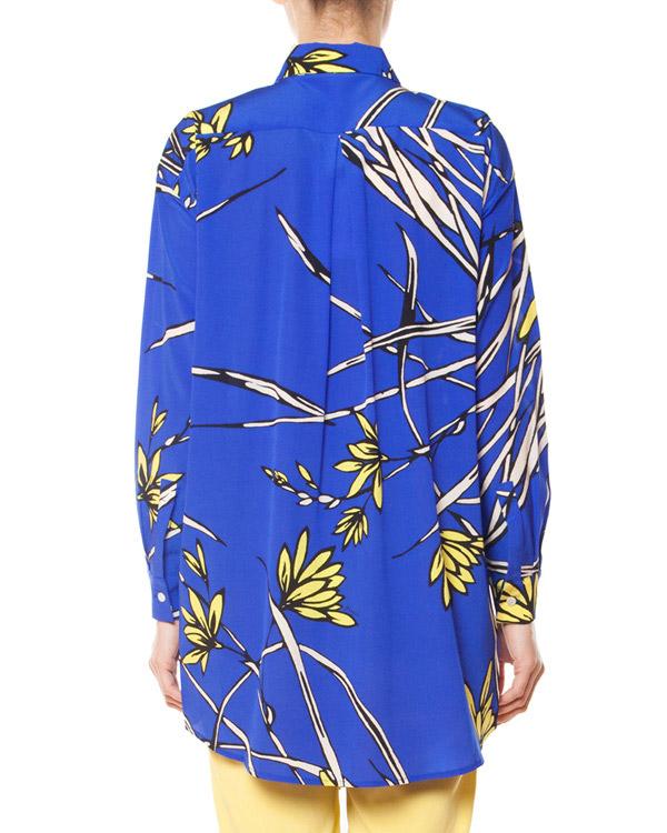 женская блуза P.A.R.O.S.H., сезон: лето 2015. Купить за 16800 руб. | Фото $i