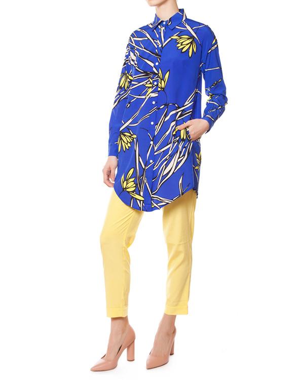 женская блуза P.A.R.O.S.H., сезон: лето 2015. Купить за 16800 руб. | Фото 3