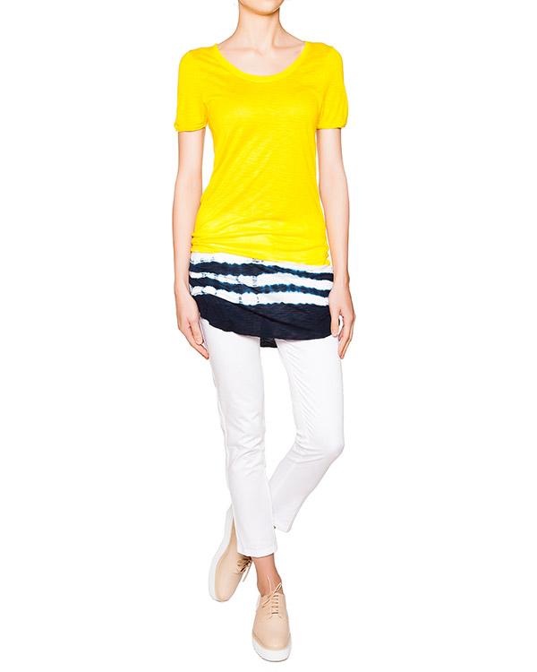 женская футболка P.A.R.O.S.H., сезон: лето 2013. Купить за 3200 руб. | Фото 3