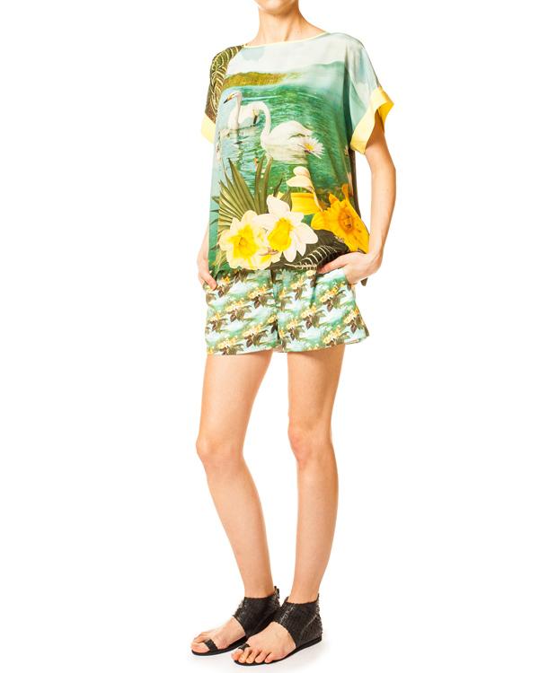 женская шорты Emma Cook, сезон: лето 2014. Купить за 6100 руб. | Фото 3